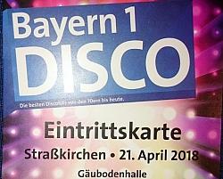 Bayern 1 Disco – Bald ist es soweit!